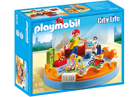 Playmobil - Baby Play Group - 5570 - Bunyip Toys - 1