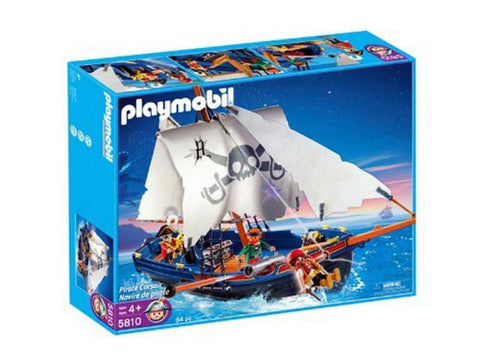 Playmobil - Pirate Corsair - 5810 - Bunyip Toys - 1
