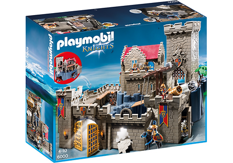 Playmobil - Lion Knights Castle - 6000 - Bunyip Toys