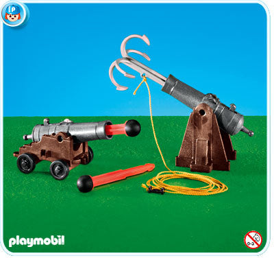 Playmobil - Grapple Cannon - 7373 - Bunyip Toys