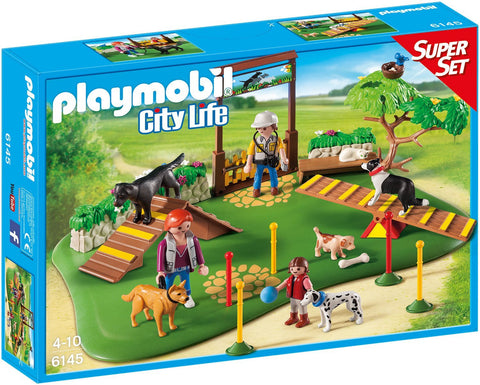 Playmobil - Dogs Agility Training - 6145 - Bunyip Toys - 1