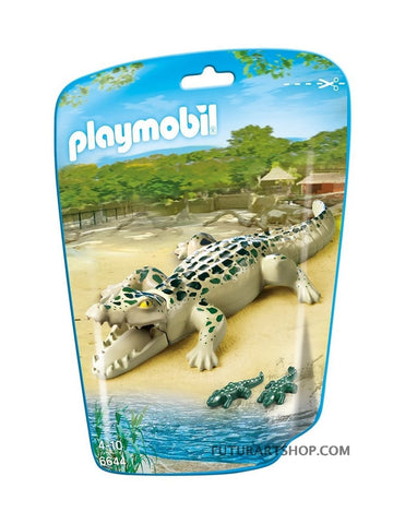 Playmobil - Alligator - 6644 - Bunyip Toys