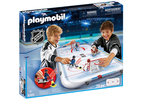 Playmobil - NHL Ice Hockey Game - 5068 - Bunyip Toys - 1