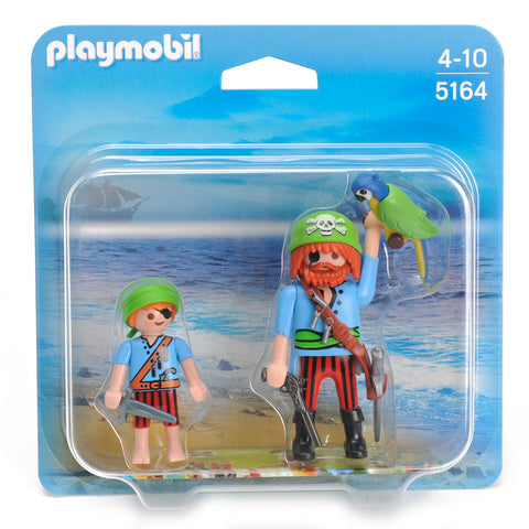 Playmobil - Pirate and Son - 5164 - Bunyip Toys - 1