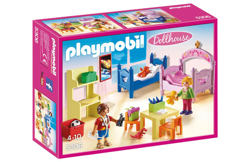 Playmobil - Children's Room - 5306 - Bunyip Toys - 1