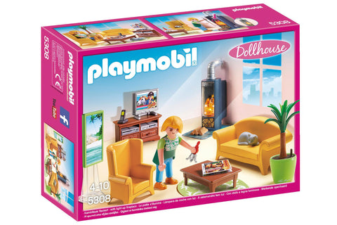 Playmobil - Lounge Room - 5308 - Bunyip Toys - 1