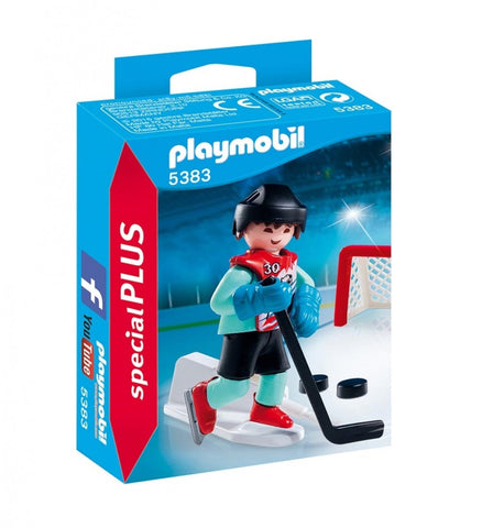 Playmobil - Ice Hockey Player - 5383 - Bunyip Toys - 1