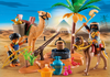 Playmobil - Egyptian Tomb Raider Camp - 5387