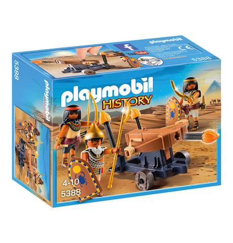 Playmobil - Egyptian Soldiers - 5388 (damaged) - Bunyip Toys - 1
