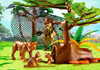 Playmobil -  Lynx Family and Photographer  - 5561 - Bunyip Toys - 3