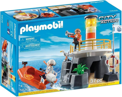 Playmobil - Lighthouse - 5626 - Bunyip Toys
