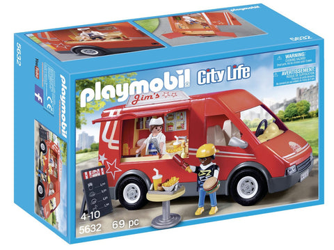 Playmobil - Food Van - 5632 - Bunyip Toys
