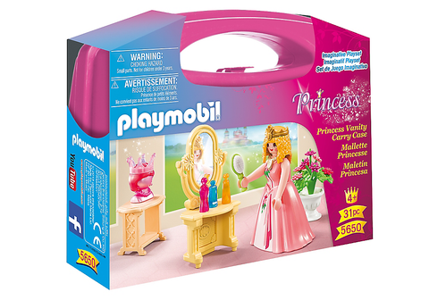 Playmobil - Princess Mini Carrycase - 5650 - Bunyip Toys