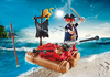 Playmobil - Small Pirate Carrycase - 5655 - Bunyip Toys - 2