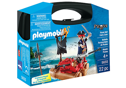 Playmobil - Small Pirate Carrycase - 5655 - Bunyip Toys - 1