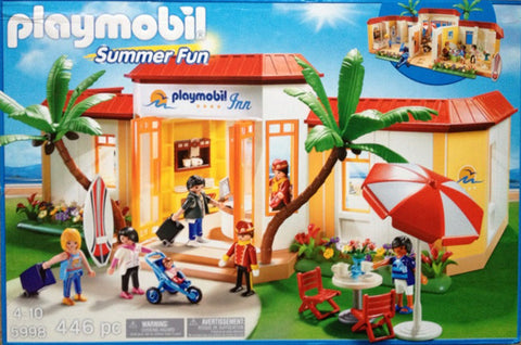 Playmobil - Tropical Inn - 5998 - Bunyip Toys - 1
