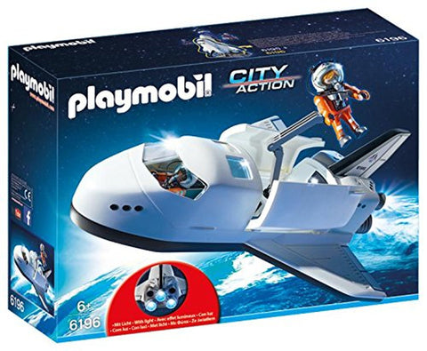 Playmobil - Space Shuttle - 6196 - Bunyip Toys - 1