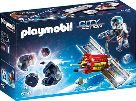 Playmobil - Asteroid Miner - 6197 - Bunyip Toys - 1