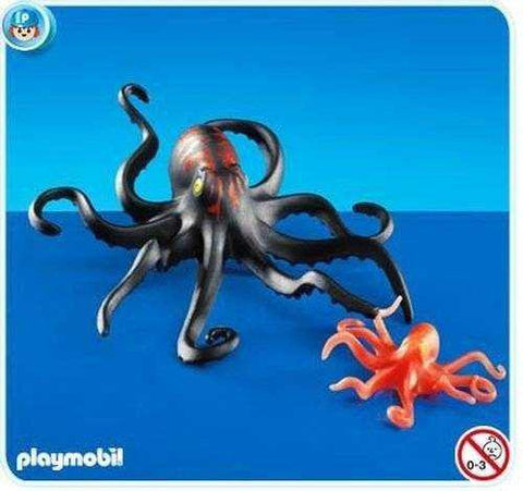 Playmobil - Octopus and Young - 6202 - Bunyip Toys