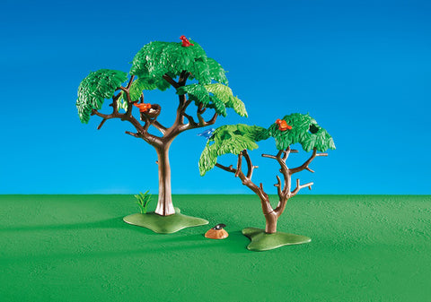 Playmobil - Trees with Birds - 6364 - Bunyip Toys