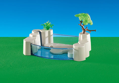 Playmobil - Zoo Water Enclosure - 6365 - Bunyip Toys