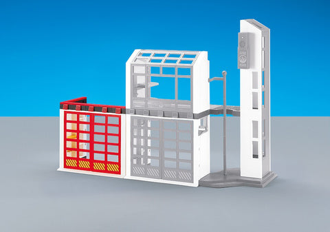 Playmobil - Fire Station Extension - 6385 - Bunyip Toys