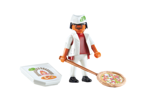 Playmobil - Pizza Chef - 6392