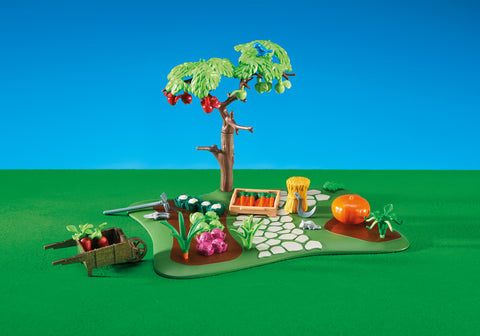 Playmobil - Orchard and Vegetable Patch - 6417 - Bunyip Toys