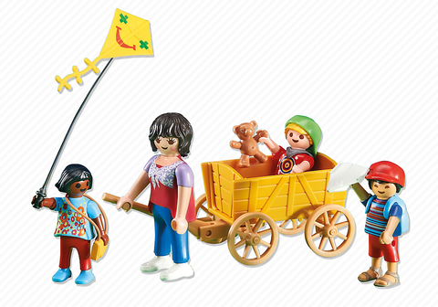 Playmobil - Mother and Children - 6439 - Bunyip Toys
