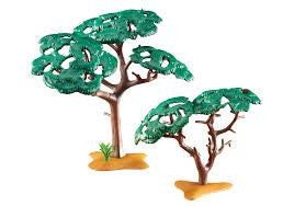 Playmobil - Two African Trees - 6475