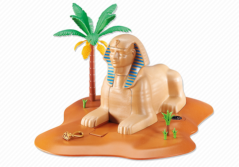 Playmobil - Egyptian Sphinx - 6484