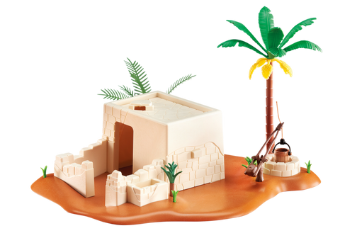 Playmobil - Egyptian House - 6485