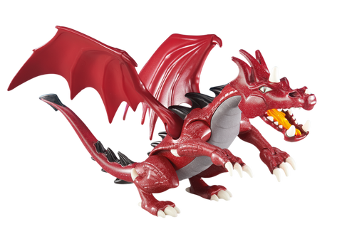 Playmobil - Red Dragon - 6498