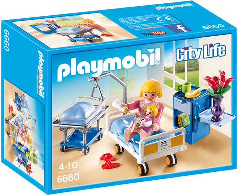 Playmobil - Infant's Room - 6660 - Bunyip Toys - 1