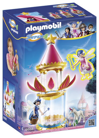 Playmobil - Super 4 Enchanted Tower - 6688 - Bunyip Toys - 1
