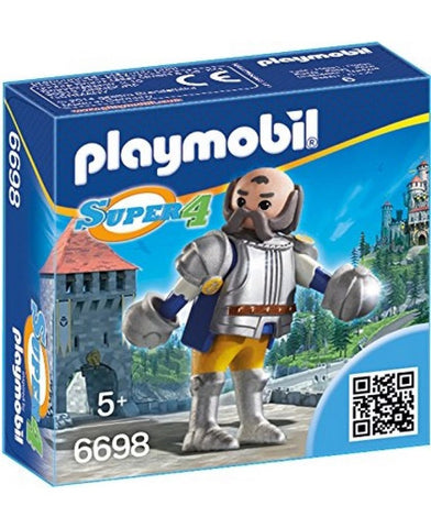 Playmobil - Royal Guardian Sir Ulf - 6698 - Bunyip Toys - 1