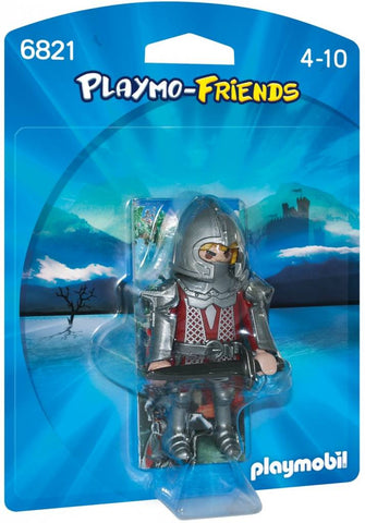 Playmobil - Iron Knight - 6821 - Bunyip Toys