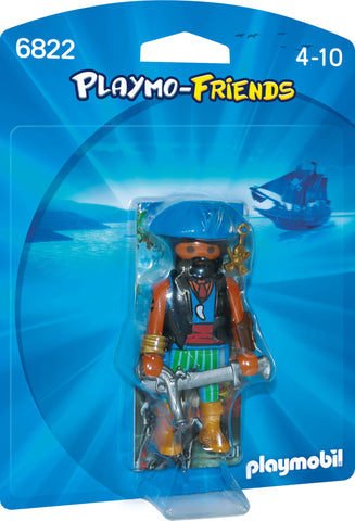 Playmobil - Caribbean Pirate - 6822 - Bunyip Toys