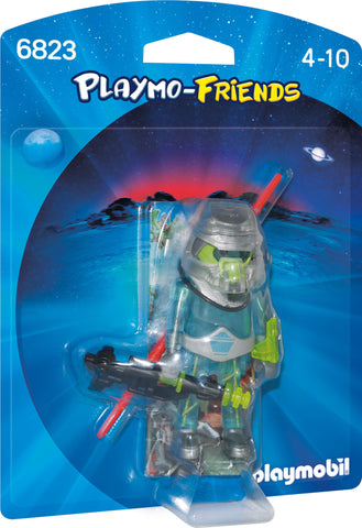 Playmobil - Space Warrior - 6823 - Bunyip Toys