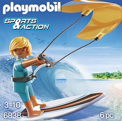 Playmobil - Kite Surfer Egg - 6838 - Bunyip Toys