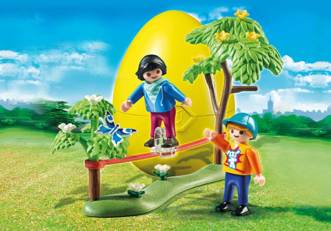 Playmobil - Kids' Tightrope Walk - 6839 - Bunyip Toys