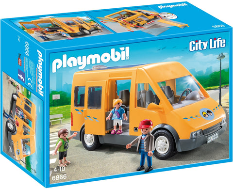 Playmobil - School Bus - 6866 - Bunyip Toys - 1