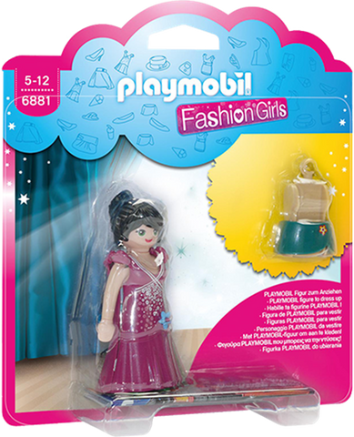 Playmobil - Fashion Girl (Party) - 6881 - Bunyip Toys