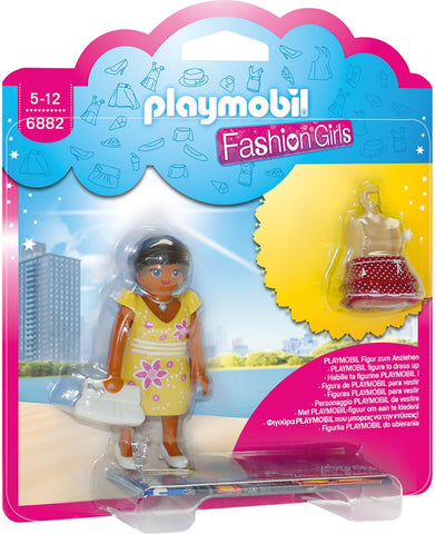 Playmobil - Fashion Girl (Summer) - 6882