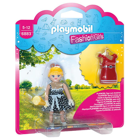 Playmobil - Fashion Girl (Fifties) - 6883