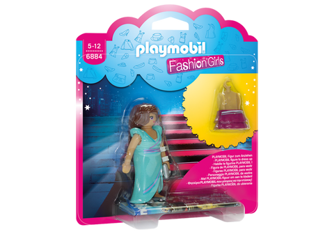 Playmobil - Fashion Girl (Ballgown) - 6884 - Bunyip Toys - 1