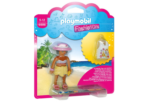 Playmobil - Fashion Girl (Beach) - 6886