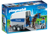 Playmobil - Police Horse and Trailer - 6922
