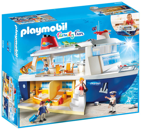 Playmobil - Cruise Ship - 6978 - Bunyip Toys - 1