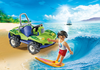 Playmobil - Surfer with Dune Buggy - 6982 (damaged) - Bunyip Toys - 3